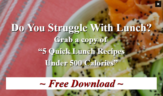 Weight Loss Tips For Healthy Lunches