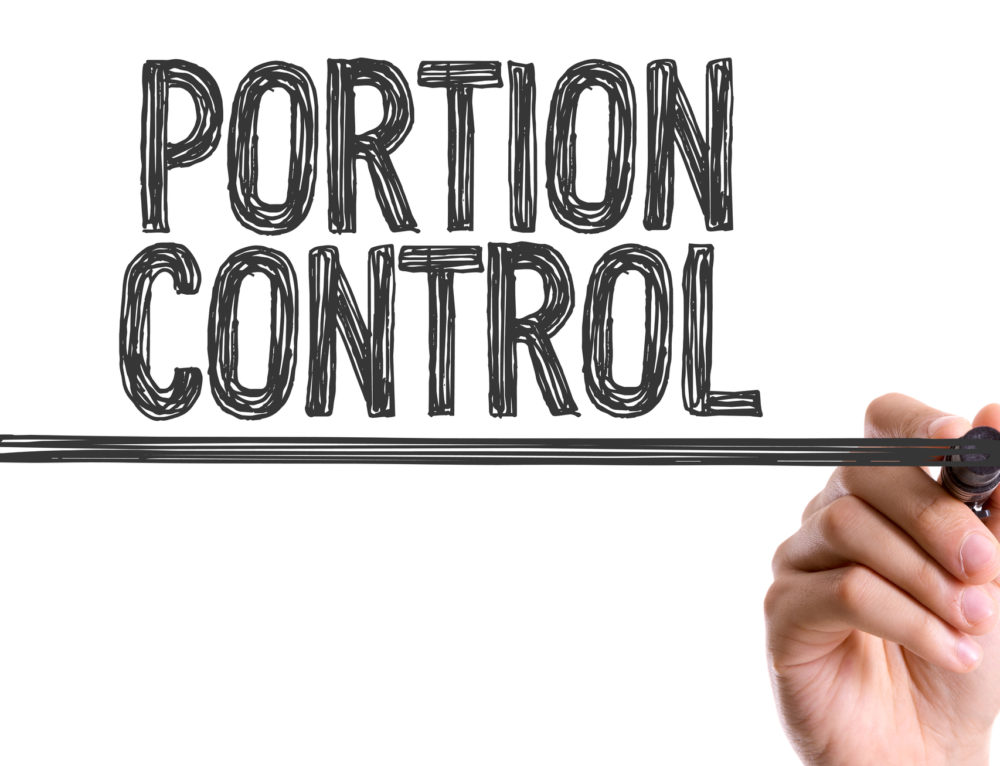 Weight Loss Tips on Managing Portion Control